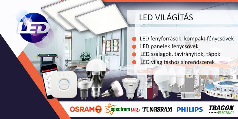 LED-vilagitas
