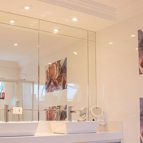 Fürdőszoba világítás tervezése